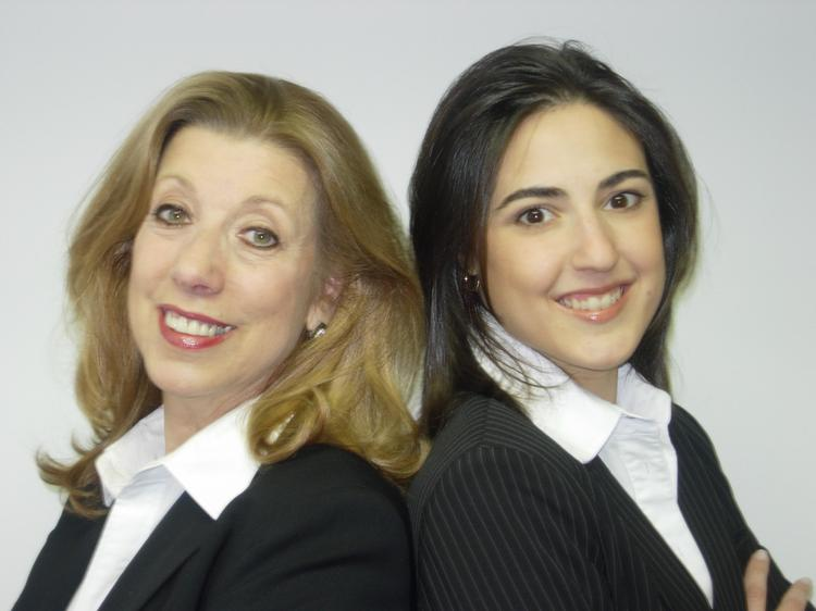 "Leslie Winthrop (left) and Lisa Colantuono, co-partners at New York-based AAR Partners, match up businesses with marketing agencies. They said ""tradigital"" marketing savvy—utilizing both traditional and digital communications—are what is required to most effectively reach the consumer's head, heart and wallet."