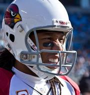 "Arizona Cardinals wide receiver Larry Fitzgerald shared his joy on the pulling of the 18-game season on Twitter, saying ""My body is cheering after hearing the 18 game season talk is off the table!"""