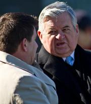 Carolina Panthers owner Jerry Richardson has been a big player on the owners' side of the negotiating table. Richardson allegedly chastised Drew Brees and Peyton Manning during the negotiations. Richardson is the only former NFL player to own a team.