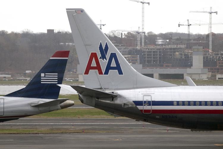 American Airlines and US Airways were the fourth and fifth largest carriers at Sacramento International Airport last year. American had 474,169 passengers, while US Airways handled 469,879 passengers.