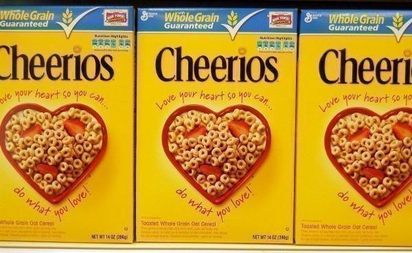 Cheerios are going GMO-free.