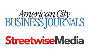 American City Business Journal and Streetwise Media Logo