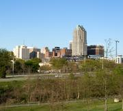 4. Raleigh: The Raleigh area grew at an annual pace of 3.6 percent during the past decade. Only Las Vegas expanded more rapidly.