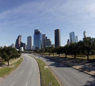 Houston, Texas skyline