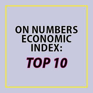 Economic Index by On Numbers -- October 2010