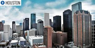 Houston ranks among the top 10 best cities for small businesses, according to a recent analysis from The Business Journals.