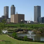 5. TULSA. Overall score: 76.41 (on 100-point scale). Rank last month: 5. Five-year growth in private-sector employment: -2.88%. Unemployment rate: 5.3%. Five-year growth in weekly earnings: 19.86%. Five-year growth in house values: 1.04%.