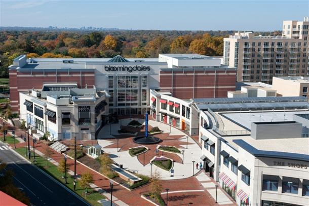 The Shops at Wisconsin Place in Chevy Chase