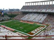 Texas is fifth in attendance with an average of 100,654 fans per game.