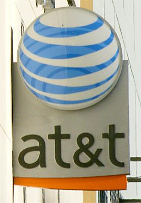 AT&T is boosting its Baltimore-area network.