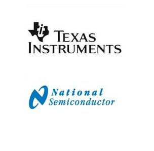 Texas Instruments has donated patent notebooks it acquired in the deal to buy National Semiconductor