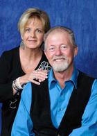 Donna and Glenn Cox