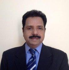 photo of Raj Mathur