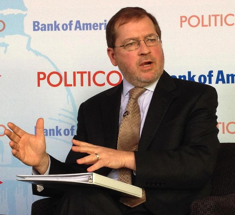 Grover Norquist, head of Americans for Tax Reform, urges Republicans to resist the urge to compromise with President Barack Obama on tax increases.