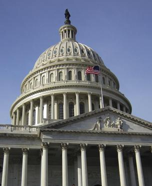 House passes temporary suspension of federal government's debt limit; Senate expected to pass bill as well.