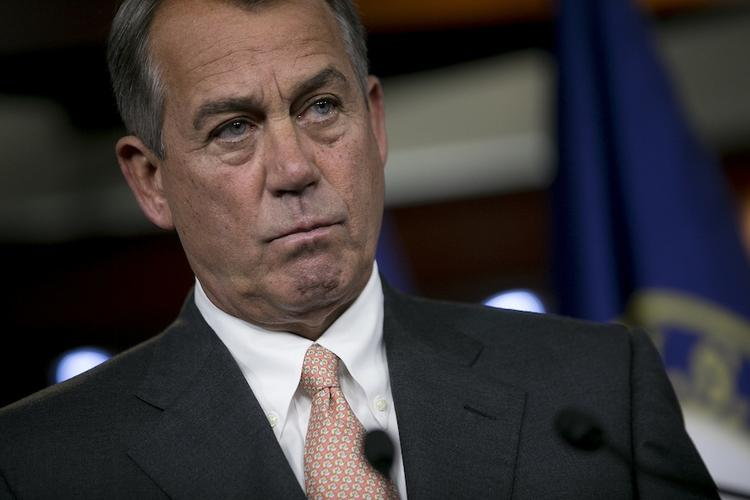 "House Speaker John Boehner said Republicans will ""continue to do everything we can"" to repeal health care reform."