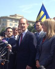 "David Boies, who joined with Ted Olson in representing the couples challenging Proposition 8, said he's confident that ""marriage equality will be the law of the land."""