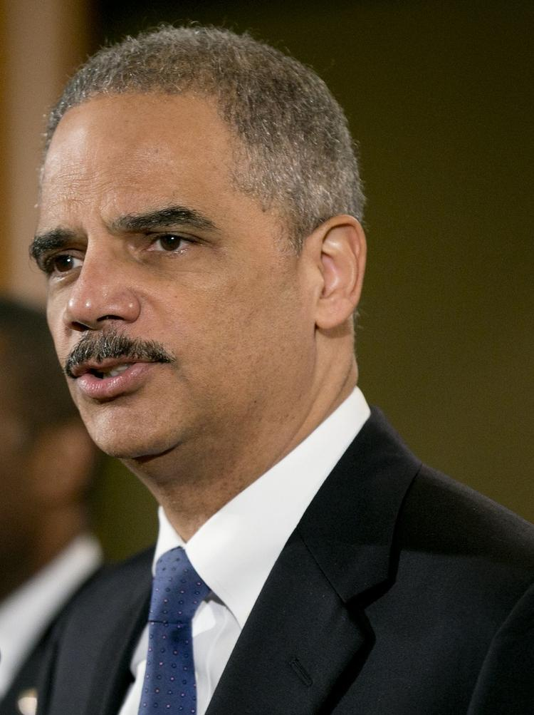 Attorney General Eric Holder faced a tough crowd on Capitol Hill Wednesday.