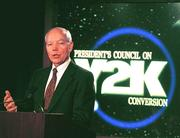 Back in 1999, John Koskinen was the White House's Y2K czar, helping us manage a computer conversion problem that turned out not to be as big of a crisis as people feared.