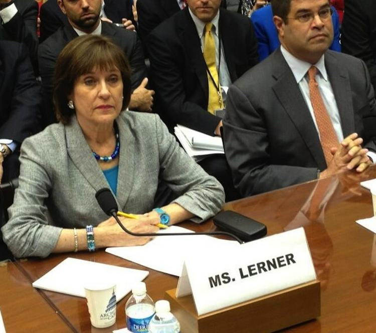IRS official Lois Lerner prepares to tell House committee why she won't answer any questions about the agency's targeting of conservative political groups.