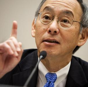 U.S. Secretary of Energy Steven Chu