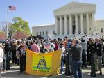U.S. Supreme Court hears health care reform challenge