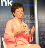 Most business people happy with Obama, says top aide <strong>Valerie</strong> <strong>Jarrett</strong>