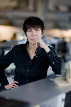 Architect Elizabeth Diller will give a lecture at 3pm Saturday at the Boston Public Library in Copley Square.