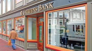 RBS is selling its stake in Citizens Bank, in an IPO spinoff it plans for two years from now.