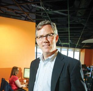 HubSpot CEO and co-founder Brian Halligan was probably not too thrilled to see the Wall Street Journal call HubSpot a Silicon Valley company.
