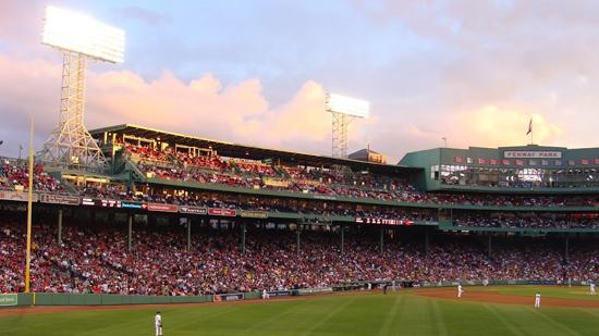Sunset at Fenway: A decline in renewals of Boston Red Sox season tickets could bring the park's sell-out streak to an end.
