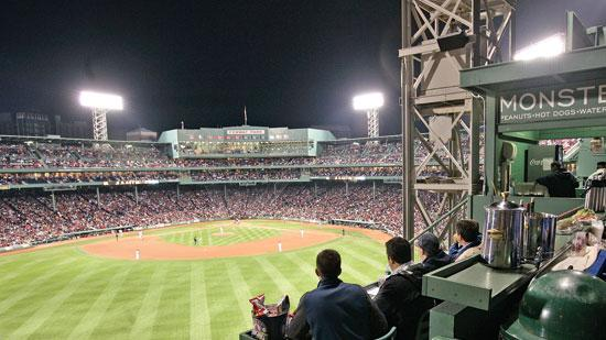 Fenway Park has a new private club for Red Sox season ticket holders, this year. The Boston Red Sox owners announced the new, 6,000-square-foot venue in a news release, Monday.