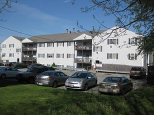 Clearview Apartments in Fall River sold for $3.4 million.