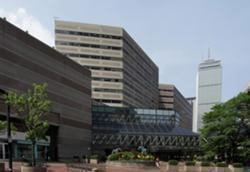 Simon Property Group has hired Richards Barry Joyce & Partners as leasing agent for the Copley Place offices.