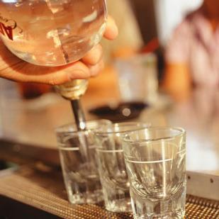 Uptown Charlotte bar and restaurant owners face a challenge in keeping liquor stocked through the holiday weekend leading into the Democratic National Convention.