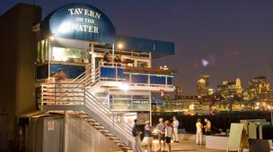A popular bar on the Charlestown waterfront, the Tavern on the Water is reportedly closed for good.