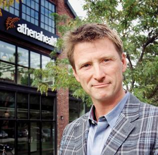 """I have been an admirer of Epocrates since it first emerged and have watched the company grow consistently, one app download at a time, as it has cemented itself into the consciousness of America's physicians,"" said athenahealth Chairman and CEO Jonathan Bush, in a statement on athenahealth's mobile tech acquisition. ""No other company has been able to replicate the brand awareness, familiarity, and trust that Epocrates has across the clinical mobile user base."""