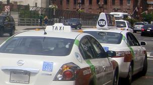 Can't get there from here. Boston Cab Dispatch, a taxi company, plans to file a lawsuit against Uber Technologies Inc. today.
