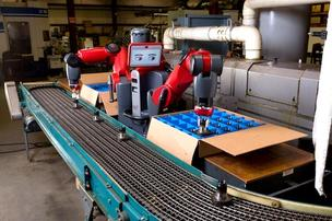 Boston-based Rethink Robotics, maker of a low-cost robot that aims to make U.S. manufacturing more competitive, is among the companies in the portfolio of Cambridge-based Highland Capital Partners.