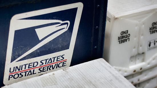 "U.S. Postal Service says end to Saturday mail delivery is ""absolutely necessary"" for its survival."