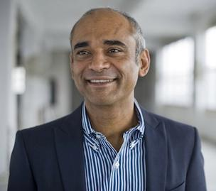Chet Kanojia, founder and CEO of New York-headquartered Aereo, is based out of the company's Boston office. The company is expanding its online live TV service from New York to 22 new U.S. markets in coming months.
