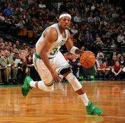 Celtics captain Paul Pierce will make $15.3 million this year.