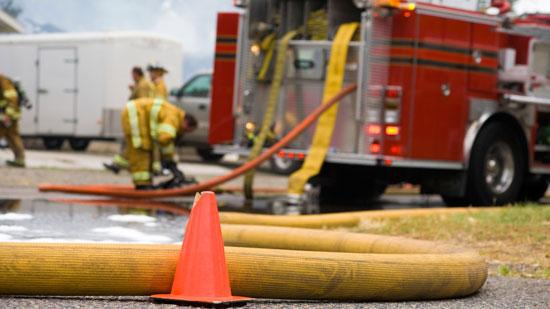 Mount Healthy and North College Hill are considering sharing fire department services.