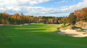 Boston Golf Club hole No. 17