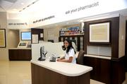 The new Walgreens has a pharmacy, but gone is the platform that puts the pharmacist above customers.