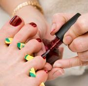 Hairdressers, hairstylists and cosmetologists. If you ply your trade in a nail salon or a hair salon, you're like 10,200 others in Massachusetts who earn $26,750 to $29,550 at the median.