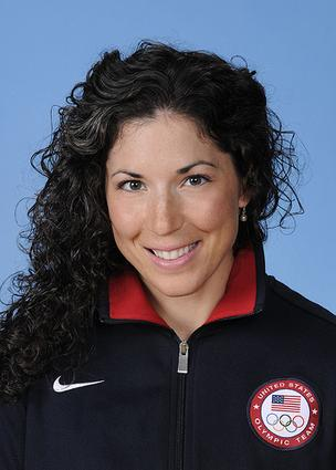 Natalie Dell's U.S. Olympic team head shot