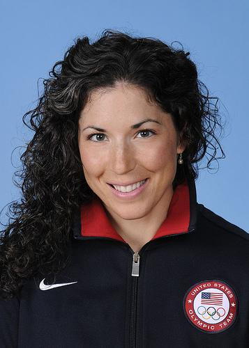 Boston University (Masters in Public Health, '09). Silver Spring, Md. native Natalie Dell and her teammates on U.S. rowing's quadrangle scull team won bronze, Wednesday, ending a longstanding U.S. drought in the sport. Dell is a researcher at the Bedford VA Medical Center.