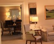 4) The Presidential Suite, 5thfloor, The Fairmont Copley Plaza.138 St. James Ave., Boston (photo 1 of 2).What you get:1,465 square feet with views of Copley Square, Trinity Church, Boston Public Library and Old South Church. One bedroom (with option to purchase two additional guest rooms), 1.5 bathrooms, dining room with seating for 10 and kitchenette.What sets it apart:This suite was completely renovated in June.Who's slept there:Undisclosed.What you'll pay:$5,000 (rate includes guest room).