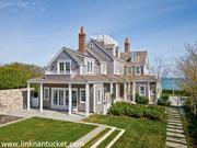This seven bedroom, nine bathroom home at 25 Lincoln Ave. in Nantucket recently sold for $18.5 million. The listing agency wasMaury People Sotheby's International Realty.